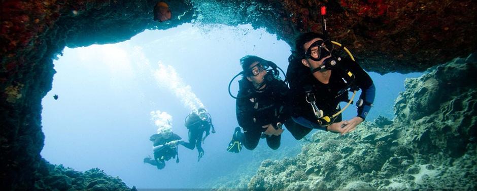Diving in Kos
