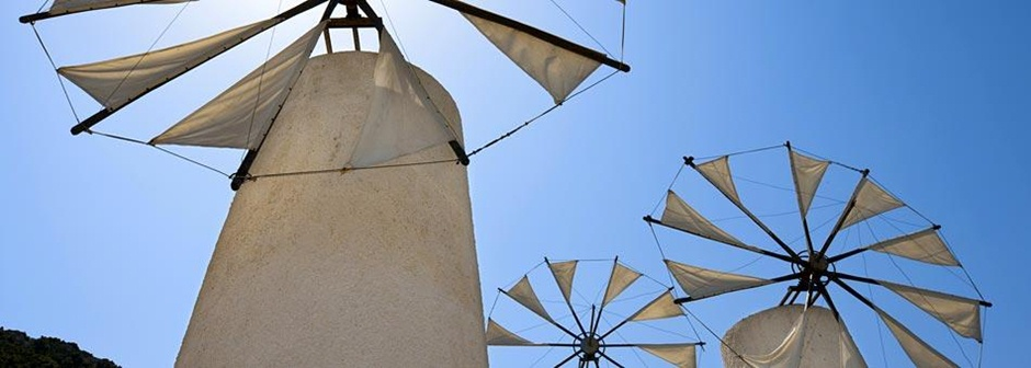 Windmills of Kos